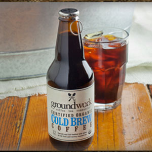 Groundwork Cold Brew Coffee