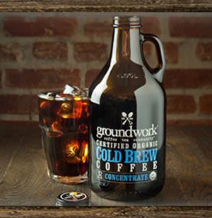 Groundwork Cold Brew Coffee Concentrate