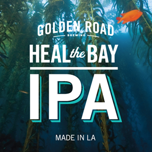 Golden Road IPA - Heal the Bay