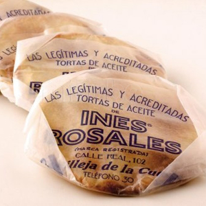 Ines Rosales Olive Oil Torta