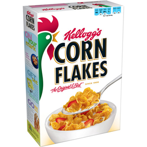 Kelloggs Corn Flakes Cereal