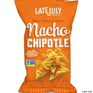 Late July Tortilla Chips - Nacho Chipotle