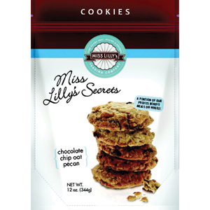 Miss Lillys Cookies - Choc Chip, Oat & Pecan
