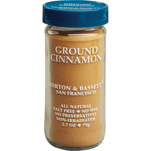 Morton & Bassett Ground Cinnamon