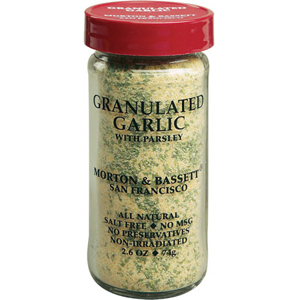 Morton & Bassett Garlic Powder w/ Parsley