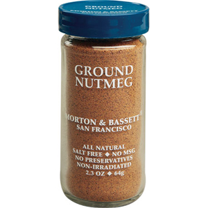 Morton & Bassett Ground Nutmeg