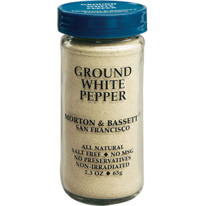 Morton & Bassett Ground White Pepper