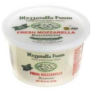 Mozzarella Fresca Bocconcini in Water