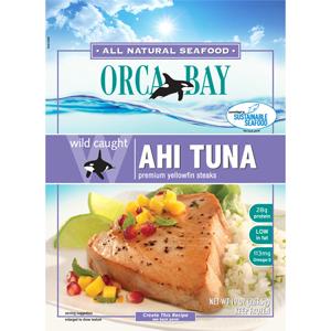 Orca Bay Wild Ahi Tuna