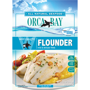 Orca Bay Wild Flounder