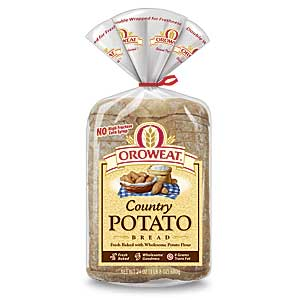 Oroweat Bread - Country Potato