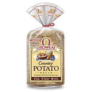 Oroweat Bread - Country Potato