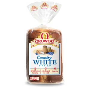 Oroweat Bread - Country White