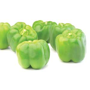 Bell Pepper - Green