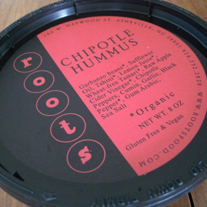 Roots Hummus - Extra Hot Chipotle