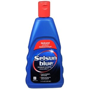Selsun Blue Medicated Dandruff Shampoo