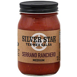 Silver Star Ranchero Salsa - Hot