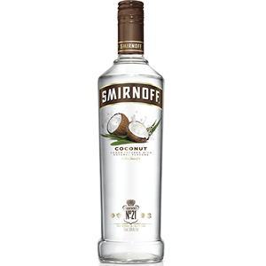 Smirnoff Vodka - Coconut
