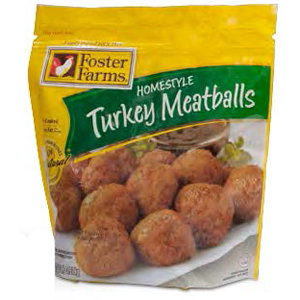 Foster Farms - Turkey Meatballs