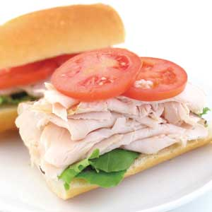 Turkey Royale Sandwich