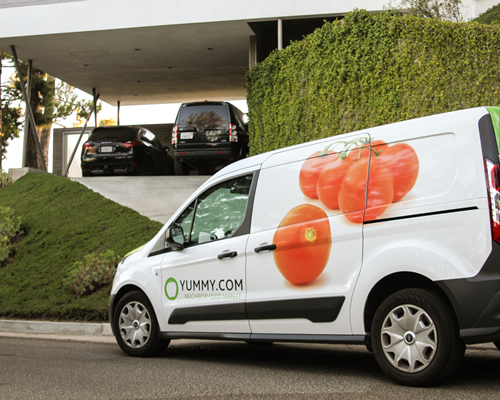Online Grocery Delivery to Beverly Hills and Century City in about 30 minutes