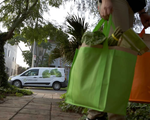 Online Grocery Delivery to Playa Vista in about 30 minutes